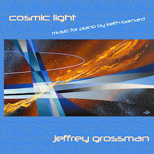 Cosmic Light CD Cover